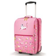 Детский чемодан Reisenthel Trolley XS ABC friends, розовый, 30.1х75.3х20см - арт.IL3066, фото 1