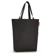 Сумка-шоппер Reisenthel Cityshopper 2, чёрная, 47х44х17см - арт.ZE7003, фото 1