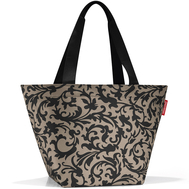 Сумка-шоппер Reisenthel Shopper M, бежевая, 51x30.5x26см- арт.ZS7027, фото 1