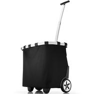 Сумка-тележка Reisenthel Carrycruiser, чёрная, 42х47.5х32см - арт.OE7003, фото 1