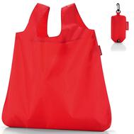 Сумка хозяйственная складная Reisenthel Mini maxi pocket, красная, 45.5х53.5х0.2см - арт.AO3004, фото 1