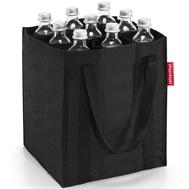Сумка для бутылок Reisenthel Bottlebag, чёрная, 23х27.5х23см - арт.ZJ7003, фото 1