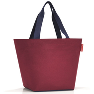 Сумка-шоппер Reisenthel Shopper M, красная, 51x30.5x26см - арт.ZS3035, фото 1