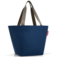 Сумка-шоппер Reisenthel Shopper M, синяя, 51x30.5x26см - арт.ZS4059, фото 1