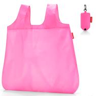 Сумка складная хозяйственная Reisenthel Mini maxi pocket, розовая, 45.5х53.5х0.2см - арт.AO3057, фото 1