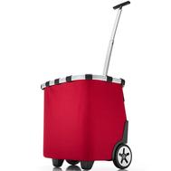 Сумка-тележка Reisenthel Carrycruiser, красная, 42х47.5х32см - арт.OE3004, фото 1