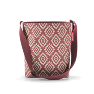Сумка через плечо Reisenthel Shoulderbag S, красная, 27х87.5х7см - арт.HY3065, фото 1