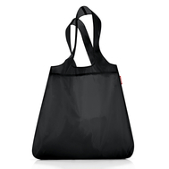 Сумка хозяйственная складная Reisenthel Mini maxi shopper, чёрная, 43.5х65х6см - арт.AT0002, фото 1