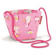 Детская сумка Reisenthel Minibag ABC friends, розовая - арт.IV3066, фото 1