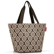 Сумка-шоппер Reisenthel Shopper M, коричневая, 51x30.5x26см - арт.ZS6039, фото 1
