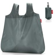 Сумка складная хозяйственная Reisenthel Mini maxi pocket, серая, 45.5х53.5х0.2см - арт.AO7043, фото 1