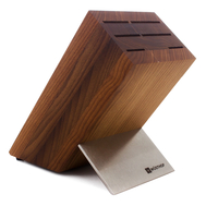 Подставка для ножей Wusthof Knife Block, темный бук, Золинген, Германия - арт.7260 WUS, фото 1
