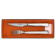 Набор ножей и вилок Arcos Steak Knives, 6 персон, нержавеющая сталь, Испания - арт.3781, фото 1