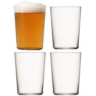 Стаканы для пива LSA International Gio, 560мл - 4шт - арт.G060-18-992A, фото 1
