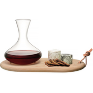 Набор для вина LSA International Wine: декантер 1.4л и доска для сыра - арт.G1378-00-301, фото 1