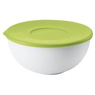 Миска с крышкой Guzzini, зелёная, 24см - арт.29262484, фото 1