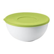 Миска с крышкой Guzzini, зелёная, 20см - арт.29262084, фото 1