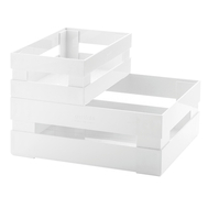 Ящики для хранения Guzzini Tidy & Store, белые - 2шт  - арт.16950011, фото 1