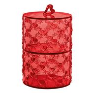 Набор емкостей Guzzini Love, красный, 11см - 2шт - арт.11520165, фото 1
