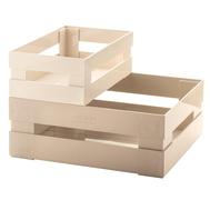 Ящики для хранения Guzzini Tidy & Store, бежевые - 2шт  - арт.16950079, фото 1