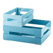 Ящики для хранения Guzzini Tidy & Store, голубые - 2шт  - арт.169500189, фото 1