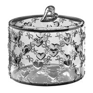 Контейнер для хранения Guzzini Love, серый, 15.7см - арт.11530092, фото 1