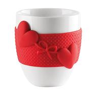 Кружка Guzzini Love, красная, 360мл - арт.11510055, фото 1