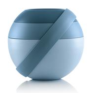 Ланч-бокс Guzzini Zero, синий, 16.8х14.4х16.8см - арт.100100161, фото 1