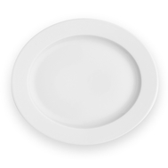 Овальная тарелка Eva Solo Legio, белая, 31см - арт.886218, фото 1