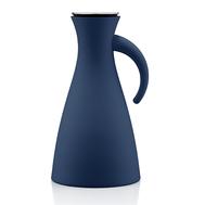 Термокувшин Eva Solo Vacuum, высокий, темно-синий, 1л - арт.502804, фото 1
