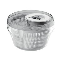 Сушилка для салата Guzzini My Kitchen, серая, 22см - арт.16910092, фото 1