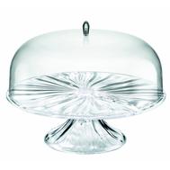 Тортовница Guzzini Aqua, с крышкой, 27см - арт.24980000, фото 1