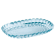 Поднос сервировочный Guzzini Tiffany, голубой, 45.6х4.6х31.1см - арт.27960081, фото 1