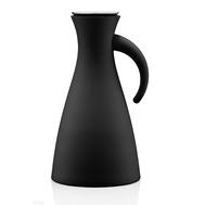 Термокувшин Eva Solo Vacuum, высокий, чёрный, 1л - арт.502801, фото 1