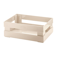 Ящик для хранения Guzzini Tidy & Store, бежевый, 22.4х8.7х5.4см - арт.169300190, фото 1
