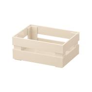 Ящик для хранения Guzzini Tidy & Store, бежевый, 15.3х7х11.2см - арт.16990079, фото 1