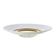 Блюдо круглое Weiss Eisch Cosmo, белое/золото, 35 см - арт.72353735, фото 1