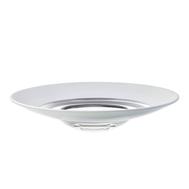 Блюдо круглое Silber Eisch Colombo, белое/серебро, 35 см - арт.75253735, фото 1