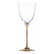 Бокал под вино Gold Eisch Ravi, прозрачный/золото, 220 мл - арт.75753530, фото 1
