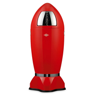 Ведро для мусора Wesco Spaceboy, с заслонкой, с заслонкой, белое, 35 л - арт.138631-02, фото 1