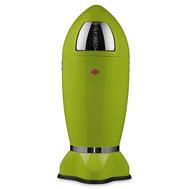 Ведро для мусора Wesco Spaceboy, с заслонкой, зеленый лайм, 35 л - арт.138631-20, фото 1