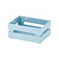 Ящик для хранения Guzzini Tidy & Store, голубой, 22.4х8.7х5.4см - арт.169900189, фото 1
