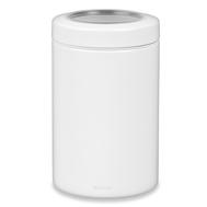 Банка для продуктов Brabantia, белая, 1.4л - арт.481741, фото 1
