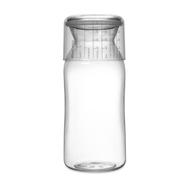 Банка для хранения Brabantia, с мерным стаканом, прозрачная, 1,3 л - арт.290220, фото 1
