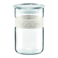 Банка для хранения Bodum Presso, белая, 0,6 л - арт.11129-913, фото 1