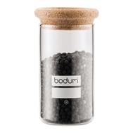 Банка для сыпучих продуктов Bodum Yohki, прозрачная, 0,25 л - арт.8525-109-2, фото 1