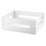 Ящик для хранения Guzzini Tidy & Store, белый, 30.6х11.4х12.4см - арт.16940011, фото 1
