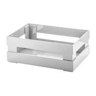 Ящик для хранения Guzzini Tidy & Store, серый, 22.4х8.7х5.4см - арт.16930033, фото 1