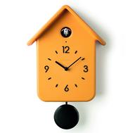 Часы с кукушкой Guzzini QQ, оранжевые - арт.168602165, фото 1