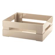 Ящик для хранения Guzzini Tidy & Store, бежевый, 30.6х11.4х12.4см - арт.16940079, фото 1